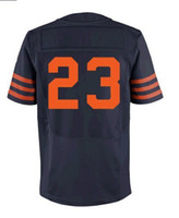 Wholesale 2013 Elite Throwback Jersey Navy Blue Color Hester Jersey American Football Jerseys Sport Jerseys