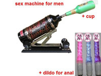 Wholesale SEX TOY Machine gun cannon masturbation sex machine for men male Movement Speed times minuteSEX TOY Machine gun cannon masturbati