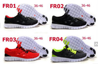 Wholesale New famous brand running shoes men and women sports shoes couple sneakers Breathable shoes
