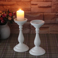 Wholesale Fashion white brief new classical mousse candle lamp wax column wax rod wax zt036