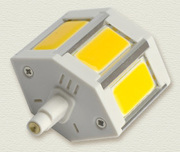 Wholesale Dimmable 10W COB R7S LED Bulb Super bright 800-900LM R7S Base LED light high power bulb 2 years warranty