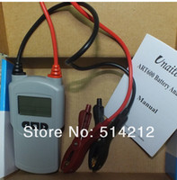 Wholesale MST ART600 Lead Acid Battery tester analyzer for V cars on Promotion from aimee