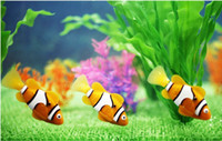 Wholesale HOT Newest Kids Toys Children Gift swimming fish ROBO FISH Water Activated Magical Turbot Fish cute robo fish nice xmas gift on sale