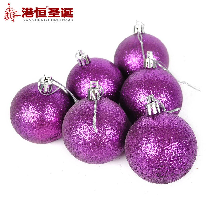 Hong kong hang christmas package ornaments cm sticky pink