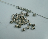 alloy spacers - Cheap Sale Tibetan Silver Alloy Lantern Shaped Spacers Beads mm Jewelry DIY a0019