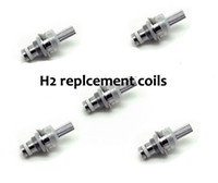 Cheap GS H2 Atomizer replacement Coil GS-H2 Clearomizer replace Head Core e cigarette Free Shipping