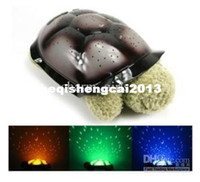 Wholesale Low price The world s best selling Cloud B Magic stars sleep little turtle Star Night Light