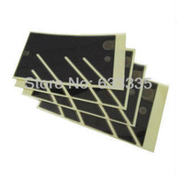 adhesive plate - 10pc middle chassis plate anti static adhesive strip mid frame heat dissipation sticker for iphone g