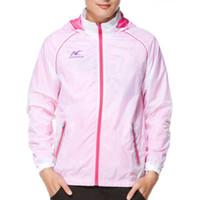Wholesale kason jacket receiving awards badminton series Men badminton jacket badminton coat kason FYYF019
