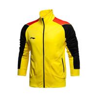 Wholesale Li ning badminton jacket May Sudirman Cup Receiving awards LiNing AWDH309 AWDH308