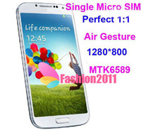 S4 SIV 1: 1 I9500 MTK6589 Quad core phone S4 phone phone Air ...