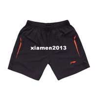 Wholesale men badminton Shorts tournament Pants kason Badminton Shorts kason AKSG253