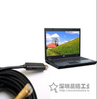 Wholesale Taiwan s older copper head m mmusb endoscopic night vision waterproof camera endoscopic household pipeline