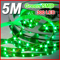 Wholesale SMD LED Strip Light Non waterproof LED Flexible Light Strip V LED Color Options M Feet Set Christmas Decoration Light