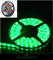 Wholesale LED Strip Light Non waterproof LED Flexible Light Strip V LED Color Options SMD Feet Meter Christmas Decoration