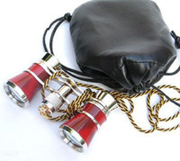 Wholesale Opera glasses with handle lady gift binoculars to watch a movie is a good helper