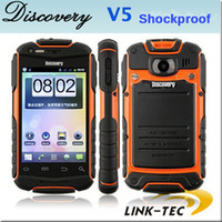 3.5 discovery v5 - Waterproof Tri Anti Discovery V5 Inch Android Quand Band GSM Smart Cell Phone G Drfy SC8810