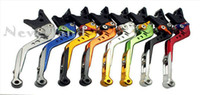 Wholesale Neverland Brake Clutch Levers Triumph Speed Four Street Triple Sprint ST RS TT NEW