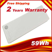 Wholesale New Laptop Battery for Apple MacBook quot Inch A1181 A1185 MA561 MA566 White
