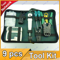 Cheap RJ45 RJ11 RJ12 CAT5 LAN Network Tool Kit Cable Tester Crimp Plug Pliers