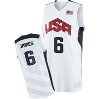 Wholesale USA Olympic Basketball Jerseys Cheap America Basketball Jerseys For Sale
