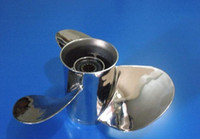 outboard motors - Stainless Steel Propeller For HP Outboard Motor Work On Yamaha Mercury Honda Suzuki
