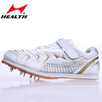 Wholesale Hales shoes long jump shoes jumping shoes running spikes training shoes