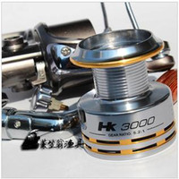 Cheap Special Ben fishing reel 9 +1 metal head spinning wheel spinning wheel axle rod Chan sea line fishing vessel HK3000