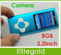 Wholesale Hot Sales inch th Gen GB Plum Flower button mp3 mp4 player with ebook Mp camera DHL SHIPPING