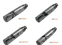 achat en gros de zodiac batteries-Zodiac Batterie 12 Constellation 650mah 900mah 1100mah Zodiac Batterie pour ego électronique Cigarette E-cigarettes Kits Haute Qaulity DHL Free