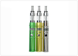 K201 cigarrillo electrónico ego kit con Atomizer Batería recargable para serie K Set E-Cigarette Variable Voltag kits Mecánica de calidad superior desde fabricantes