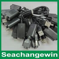 achat en gros de electronic cigarette-USB Chargeur Cigarette électronique EGO Chargeur pour ego ego-ego-c ego-c Batterie e-cigarette 510 4.2V 420mA 5V entrée nouvelle arrivée