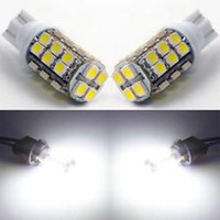 Wholesale 500PCS T10 W5W SMD LED White Super Bright Car Lights Bulb