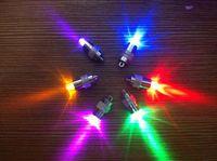 all   Wholesale - 50pcs LED Waterproof Submersible Paper Lantern Festive & Party Supplies Wedding Floral Mini Balloon Vase light