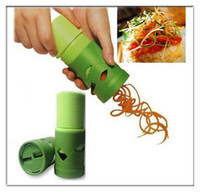 Graters Plastic ECO Friendly Vegetable Fruit Veggie Twister Cutter Slicer Processing Kitchen Tool Graters New