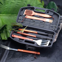 Wholesale lt lt gt gt High Quality BBQ Tool Set W Plastic Case TLBBQ