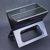 Wholesale lt lt gt gt High Quality Foldable BBQ Grill W Iron Plating TLCG