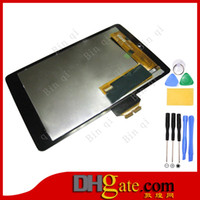 Wholesale OEM New LCD Display Touch Screen Digitizer Assembly Replacement For ASUS Google Nexus Tablet