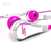 Wholesale MINI street by cent In Ear Headphones wired with ControlTalk sms audio earphones with retail box
