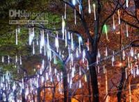 Wholesale LLFA2645 LED lights cm Meteor Rain Light Christmas Ornament Light Fairy Wedding Flash LED Lights