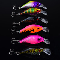 Wholesale 2013 Hot Proberos Crank Lures pc selling fishing lure color Fishing Bait cm g top water magician fishing tackle freeshipping