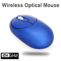 wireless usb hub - 2 G Rechargeable Wireless Optical Mouse with Port USB Hub Charging Dock amp Retractable Cable For Desktop Laptop Blue C1749BL