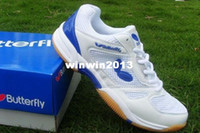 Cotton Fabric table tennis shoes - The new butterfly table tennis shoes sneakers teenagers WTS
