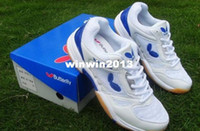 Unisex table tennis shoes - new butterfly table tennis shoes athletic shoes WTS