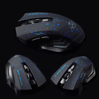 Wholesale New Arrival HotSales New G Wireless D DPI Optical Gaming Game Mouse Mice LED PC Laptop amp