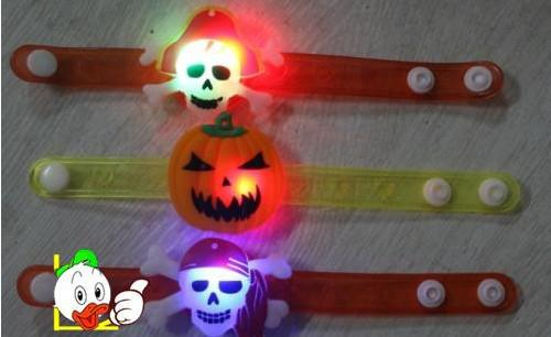 Halloween theme of wrist watch