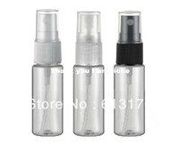 Plastic Refillable Bottles other / beauty tools cosmetic 20ml transparent spray bottle pet bottle plastic sprayer bottle make-up water bottle wholesale retail Free shpping