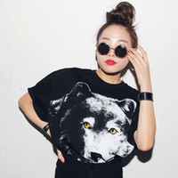 Men Polo Short Sleeve fashion2013 new South Korean stylenanda same paragraph yellow-eyed wolf Figure T-shirt 6011 #