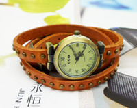 Wholesale Retro amp Punk Watch High quality ROMA watch header hot sales Women Bracelet Watch for Christmas Gift