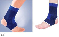 Wholesale Brand New DCL Stretchy Ankle Support Pad Protection Knitted Elastic Brace Guard Support Sports Gym